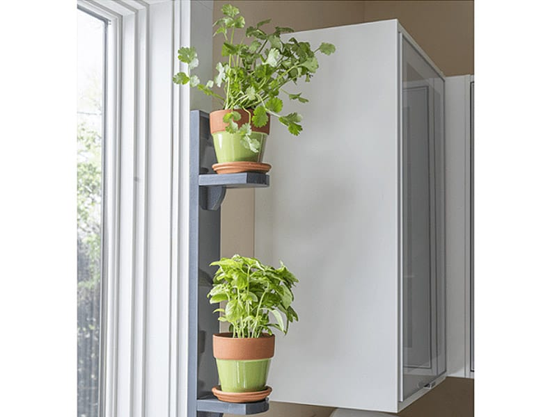 Corner Space for Your Herbs
