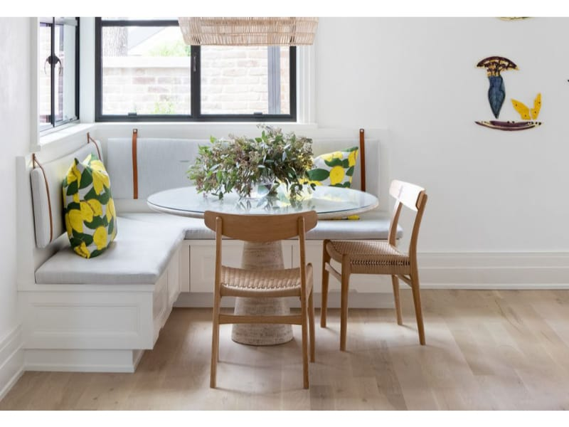 Customize the Breakfast Nook Bench