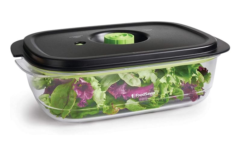 FoodSaver's Preserve and Marinate Vacuum Containers