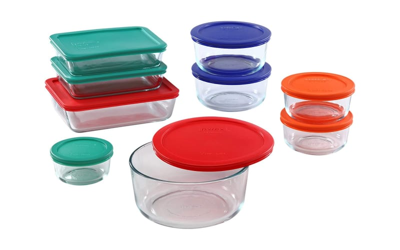 Pyrex Simply Store Container Set