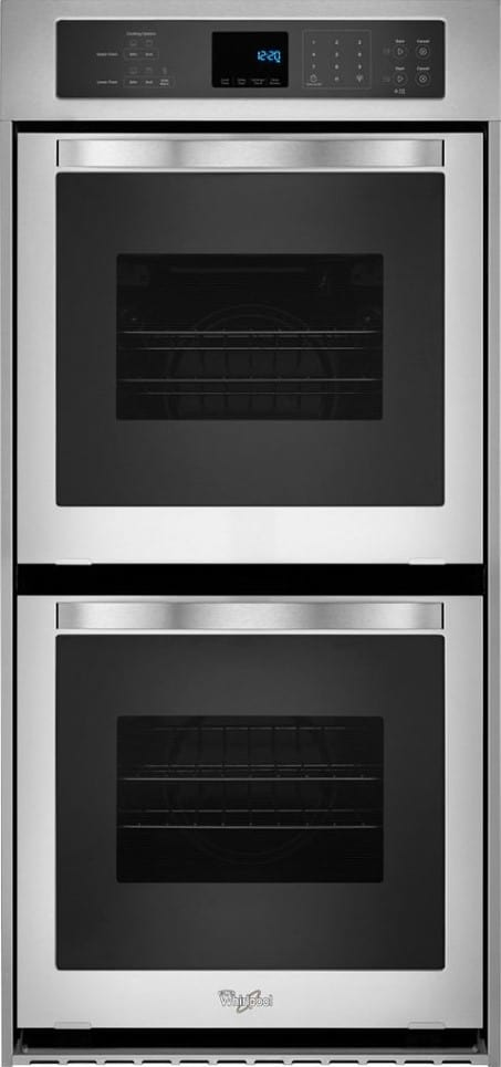 Whirlpool - 24 Built-In Double Electric Wall Oven