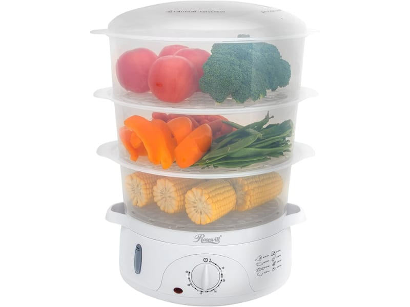 Rosewill BPA Free Stackable Electric Steamer