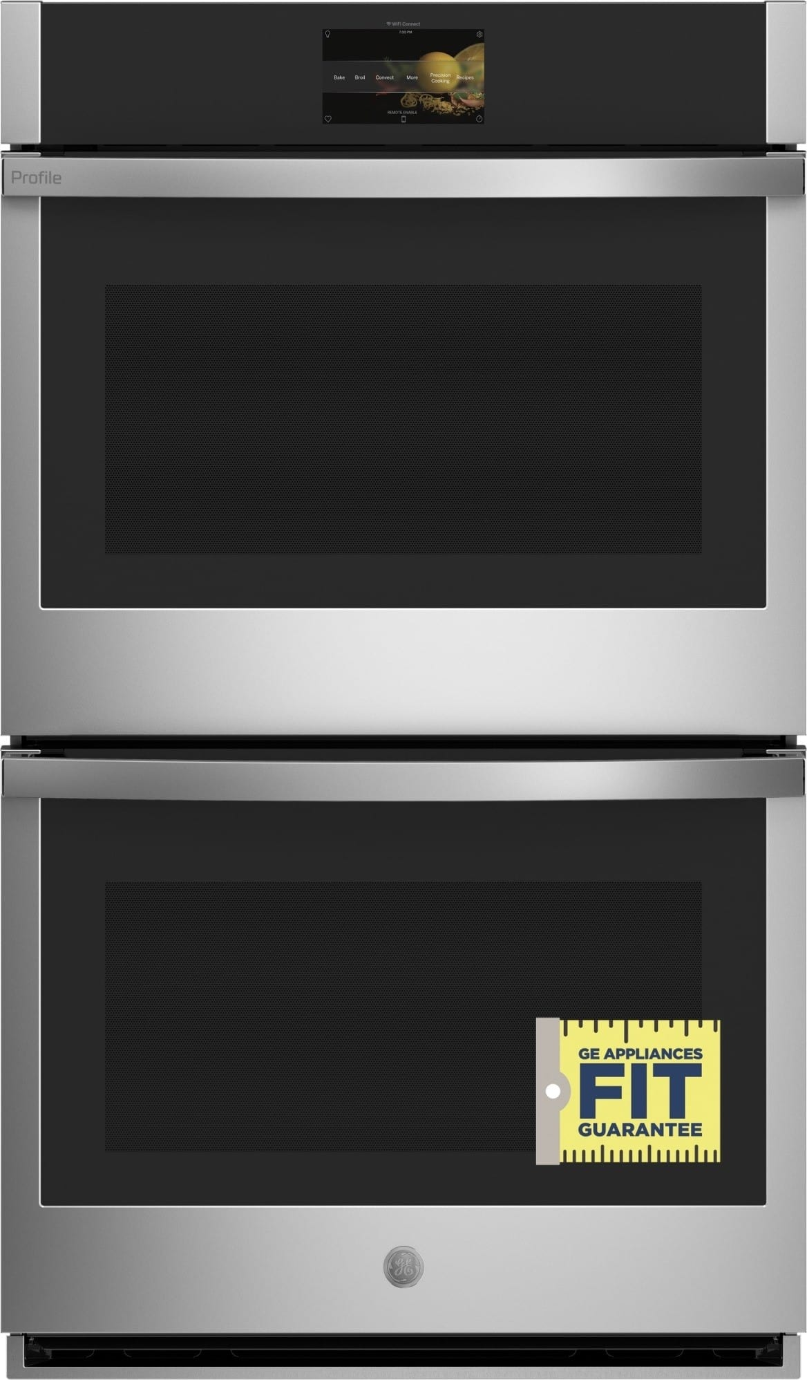 GE Profile PTD7000SNSS 30 Convection Wall Oven