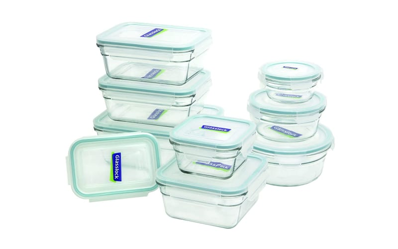 Glasslock Assorted Container Set