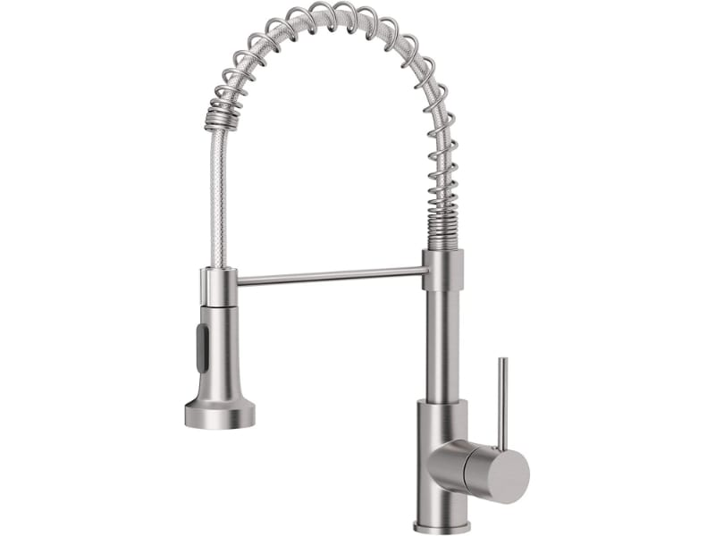 OWOFAN Commercial Solid Brass Kitchen Faucet