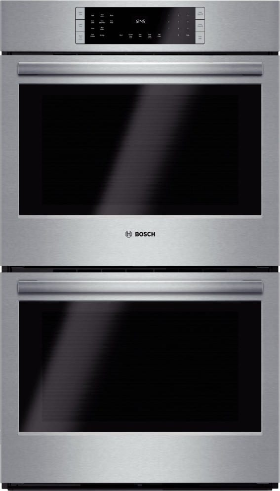 Bosch HBL8651UC 800 Series 30 Double Wall Oven