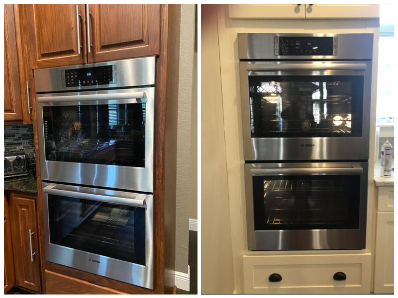 """BOSCH HBL8651UC 800 SERIES 30"""" DOUBLE WALL OVEN review"""