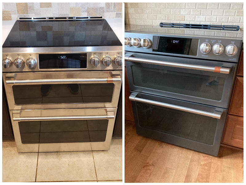 CAFÉ 6.7 CU. FT. SLIDE-IN DOUBLE OVEN review