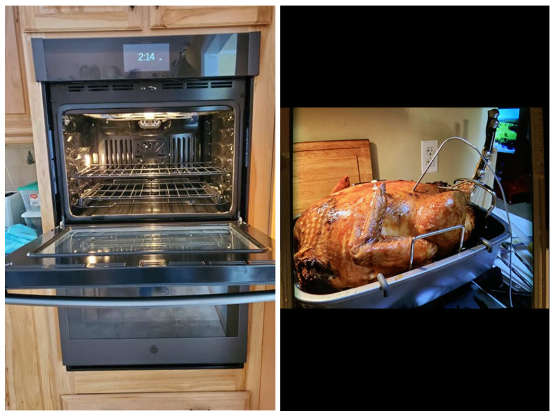 """GE PROFILE PTD7000SNSS 30"""" CONVECTION WALL DOUBLE OVEN review"""