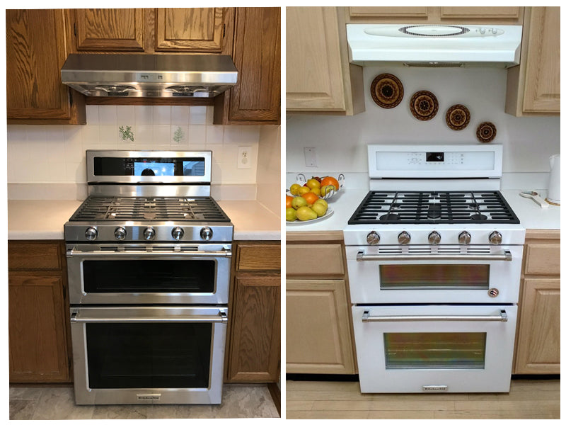 KITCHENAID 6.0 CU. FT. FREE-STANDING DOUBLE OVEN review