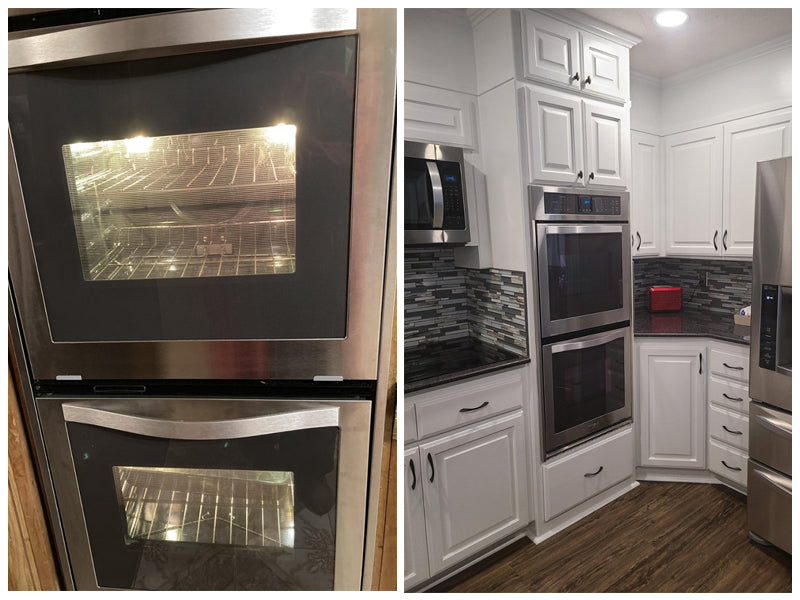 """WHIRLPOOL 24"""" BUILT-IN DOUBLE ELECTRIC WALL OVEN review"""