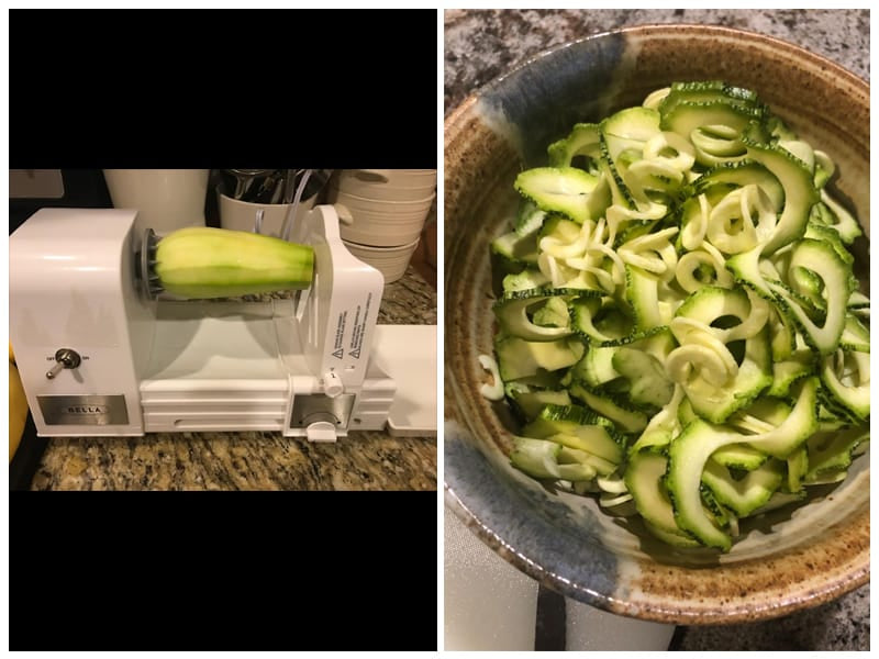 BELLA Automatic Electric Spiralizer & Slicer review