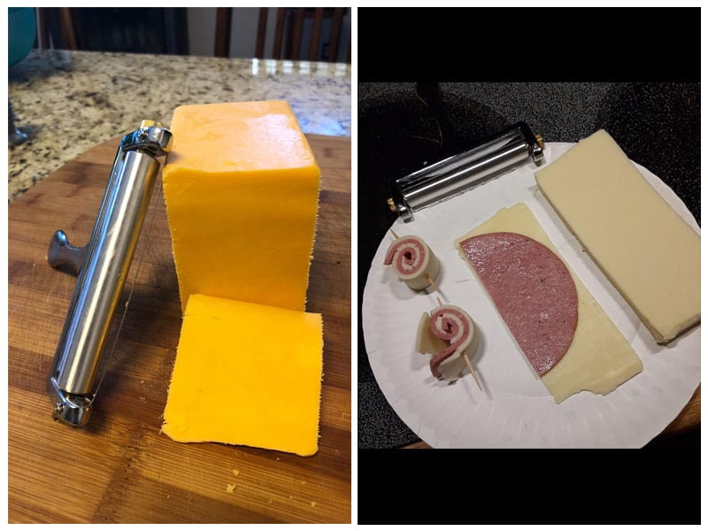 BELLEMAIN ADJUSTABLE THICKNESS CHEESE SLICER review