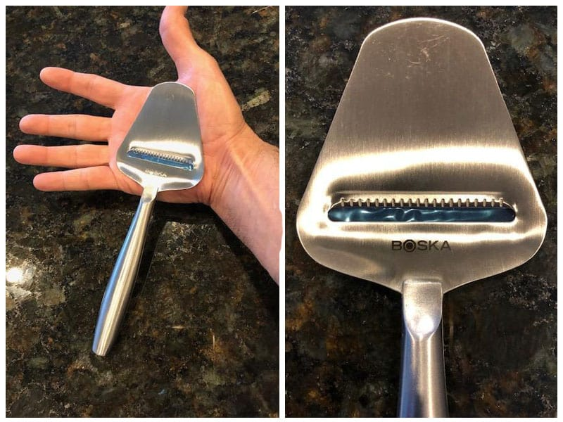 BOAO STAINLESS STEEL WIRE CHEESE SLICER review