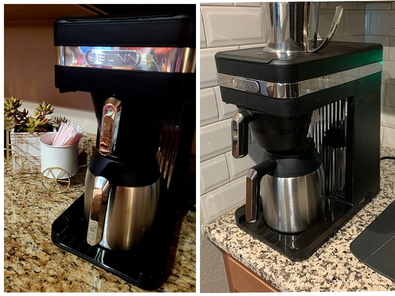 Bunn Platinum Thermal Under Cabinet Coffee Maker review