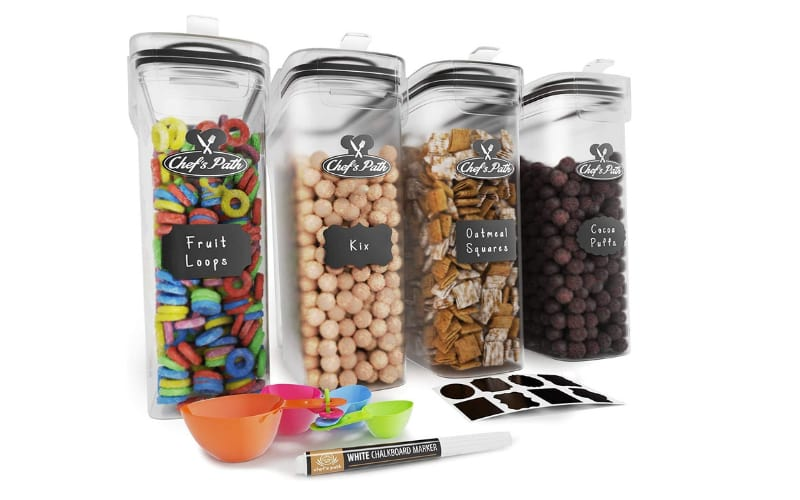 Chef's Path Airtight Storage Containers