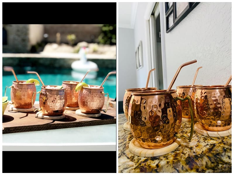 Copper Cure Store Solid Copper Mugs  review