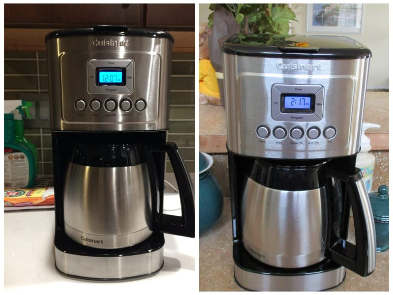 Cuisinart DCC-3400P1 Under Cabinet Coffee Maker review