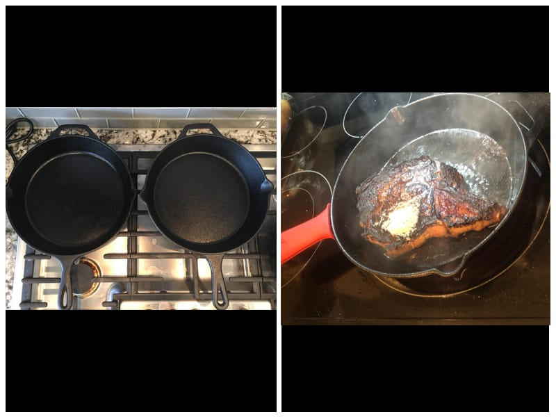 Cuisinel Cast Iron Square Grill Pan review