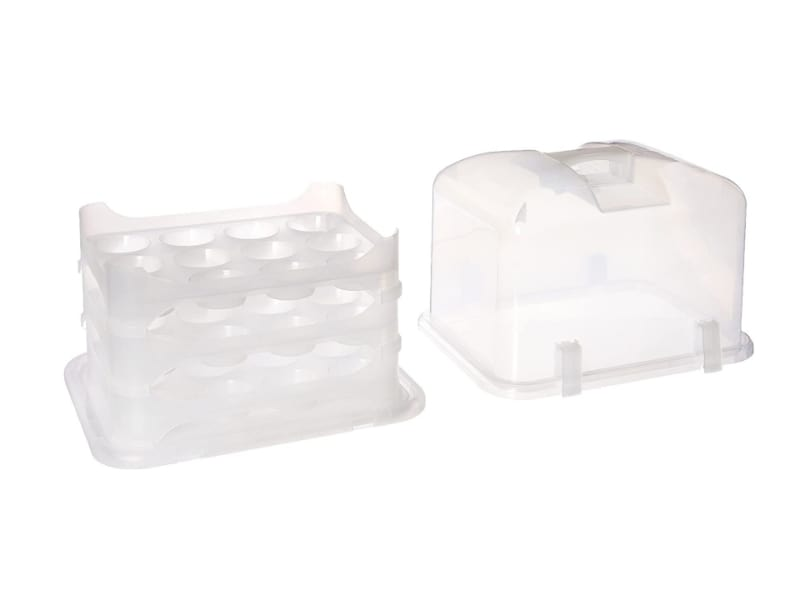 Cupcake Courier's Translucent Cupcake Carrier