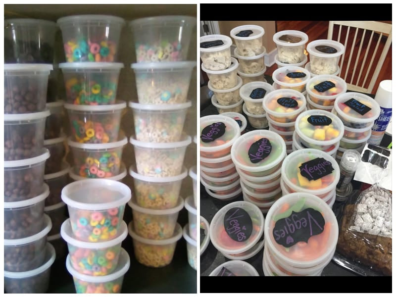 Freshware Plastic Food Storage Containers review