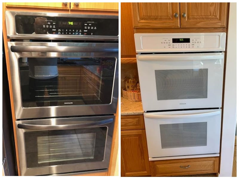 """FRIGIDAIRE 30"""" DOUBLE ELECTRIC WALL OVEN review"""
