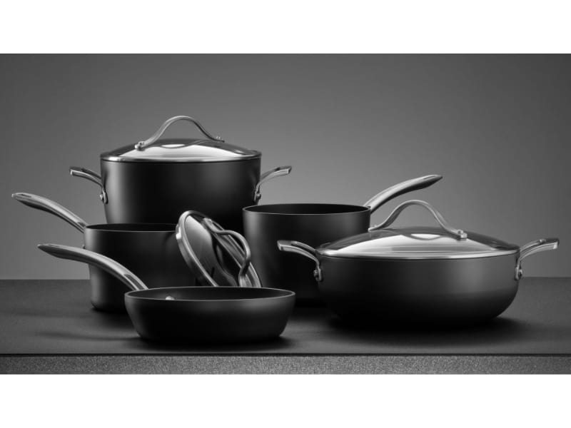 Various best hard anodized cookware to choose from