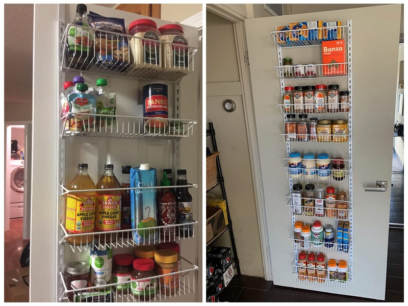 Home-Complete Over The Door Pantry Organizer review