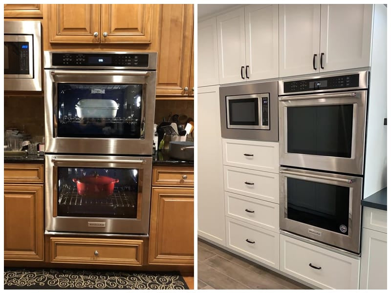 """KITCHENAID 30"""" DOUBLE ELECTRIC WALL OVEN review"""