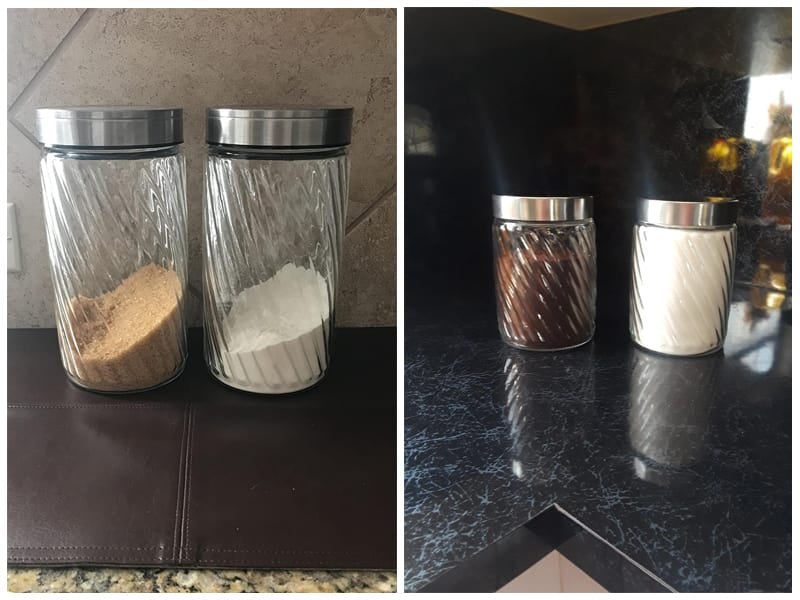 Klikel Food Glass Canisters review