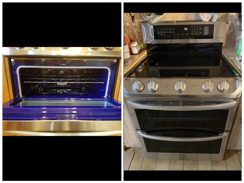"""LG PROBAKE 30"""" CONVECTION FREESTANDING DOUBLE OVEN review"""