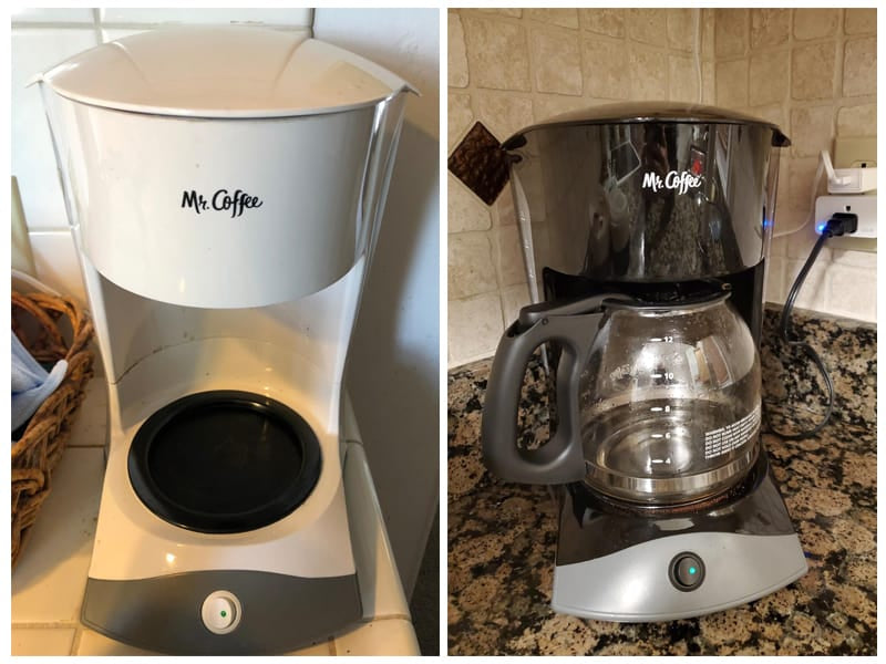 Mr. Coffee Under Cabinet Coffee Maker review