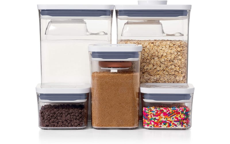 New OXO Good Grips POP Container Baking Set