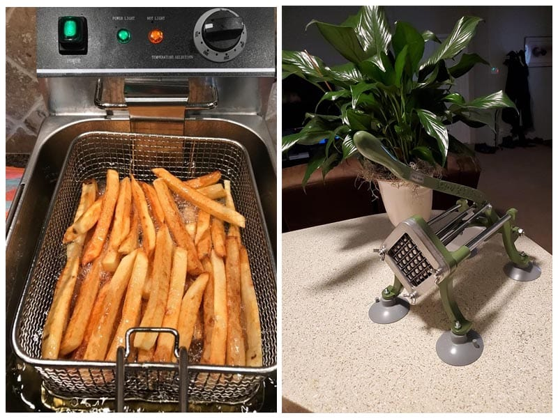 New Star Foodservice French Fry Cutter  review