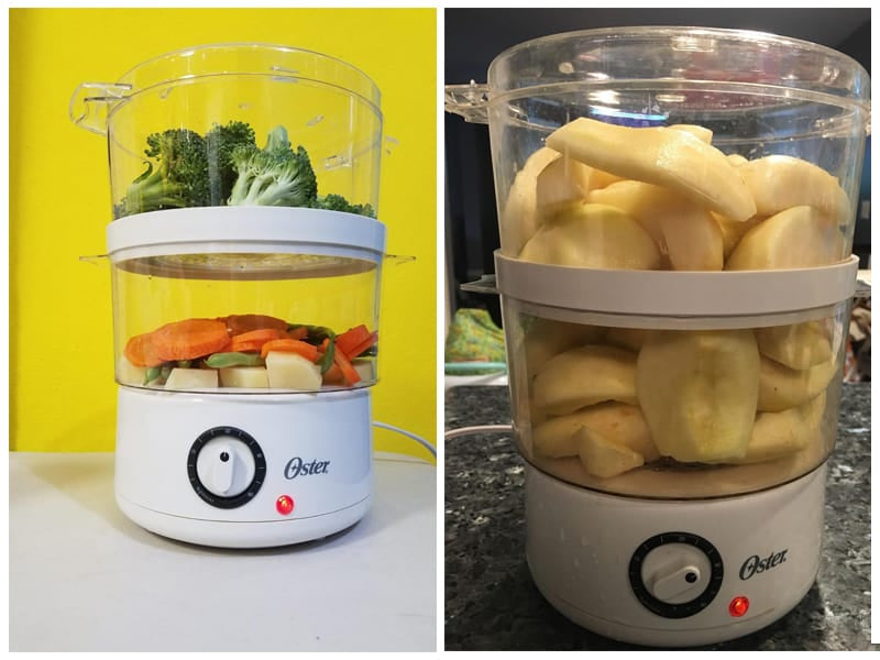 Oster Food BPA Free Steamer review