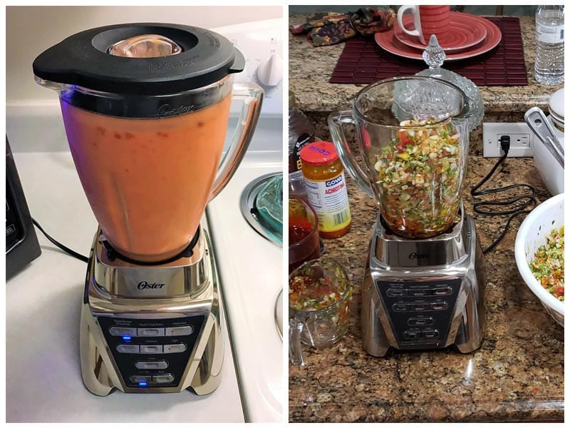 Oster Pro 1200 Glass Blender review