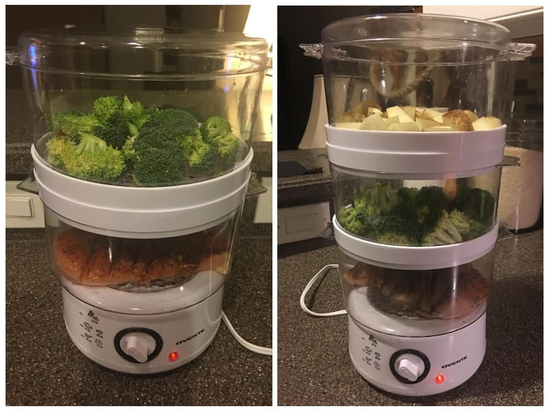 Ovente Electric Food BPA Free Steamer review