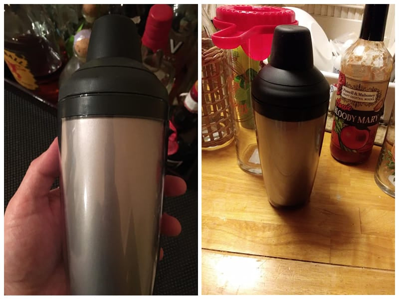 OXO 16 Oz Good Grips Cocktail Shaker review