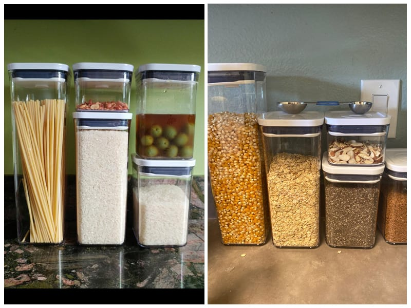 OXO Good Grips POP Food Container Set review