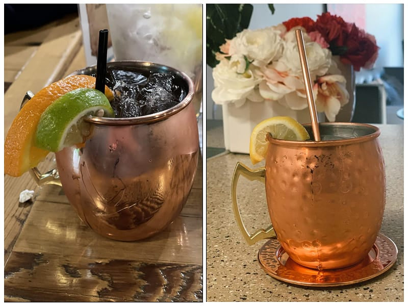 PG Hand Hammered Copper Mugs review