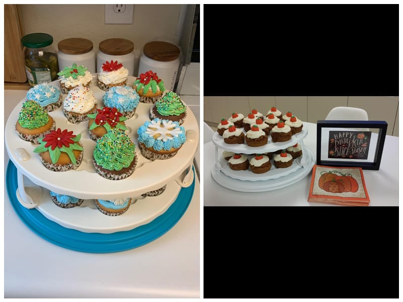Prepworks Collapsible Cupcake and Cake Carrier review
