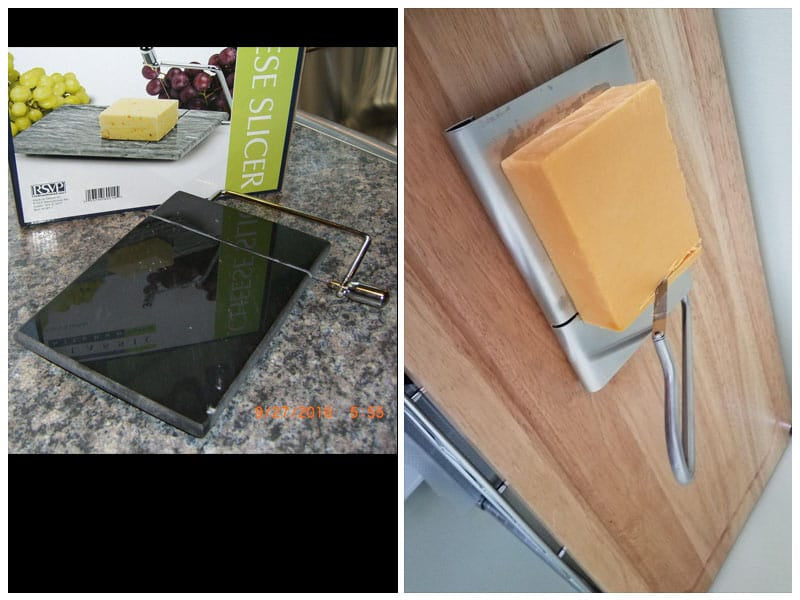 RSVP International White Marble Cheese Slicer review