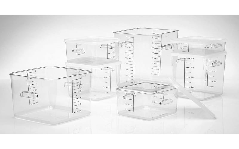 Rubbermaid Commercial Products Food Storage Containers