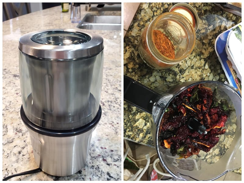 Secura Electric Nut Grinder review
