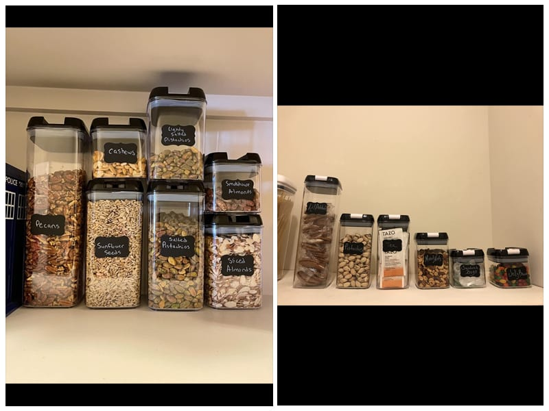 Seseno Airtight Food Storage Containers review