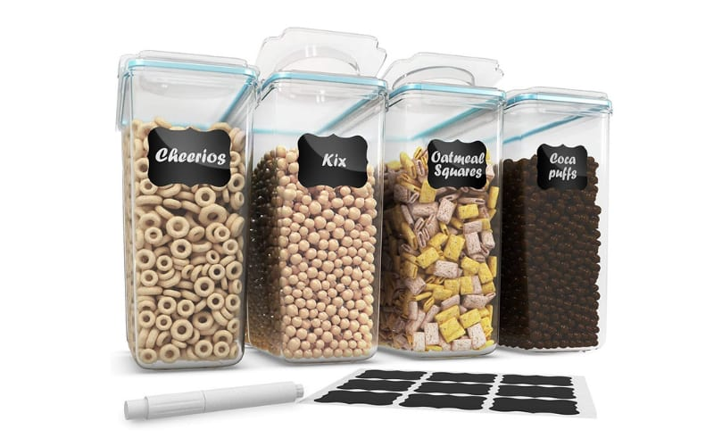 Shazo Cereal Container Storage Set