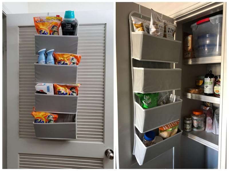 Simple Houseware Over The Door Pantry Organizer  review