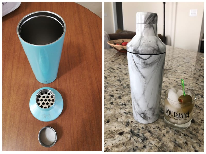 Simple Modern 20 Oz Cocktail Shaker with Jigger Lid review