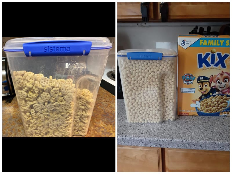 Sistema KLIP IT Utility Collection Cereal Container review