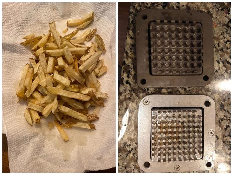 Sopito Electric French Fry Cutter review